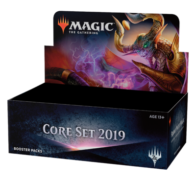 Magic 2019 Core Booster Box PREORDER