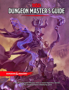 Dungeon Master's Guide (5th Ed.)