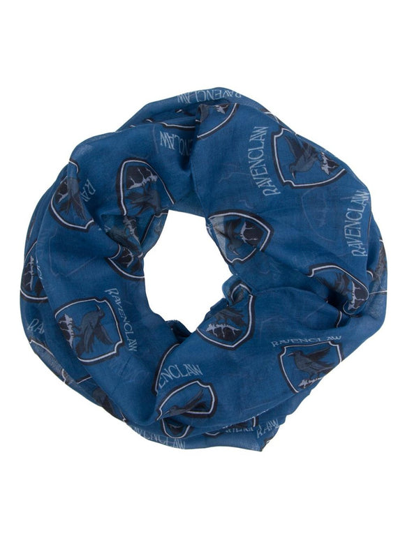 Harry Potter Ravenclaw Print Scarf