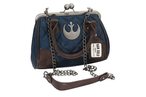 Star Wars - Han Solo Inspired - Kiss Lock Satchel