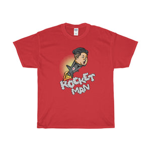 """ROCKET MAN"" T-shirt"