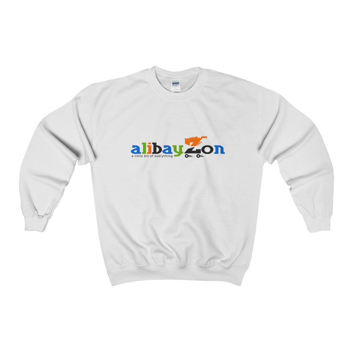 """ABZ Lifestyle"" Adult Crewneck Sweatshirt"