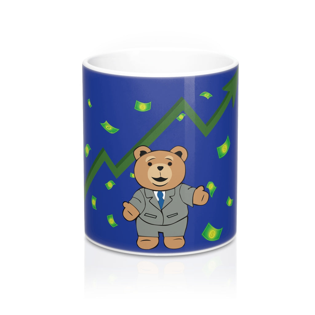 """Make it Rain"" Coffee Mug 11oz"