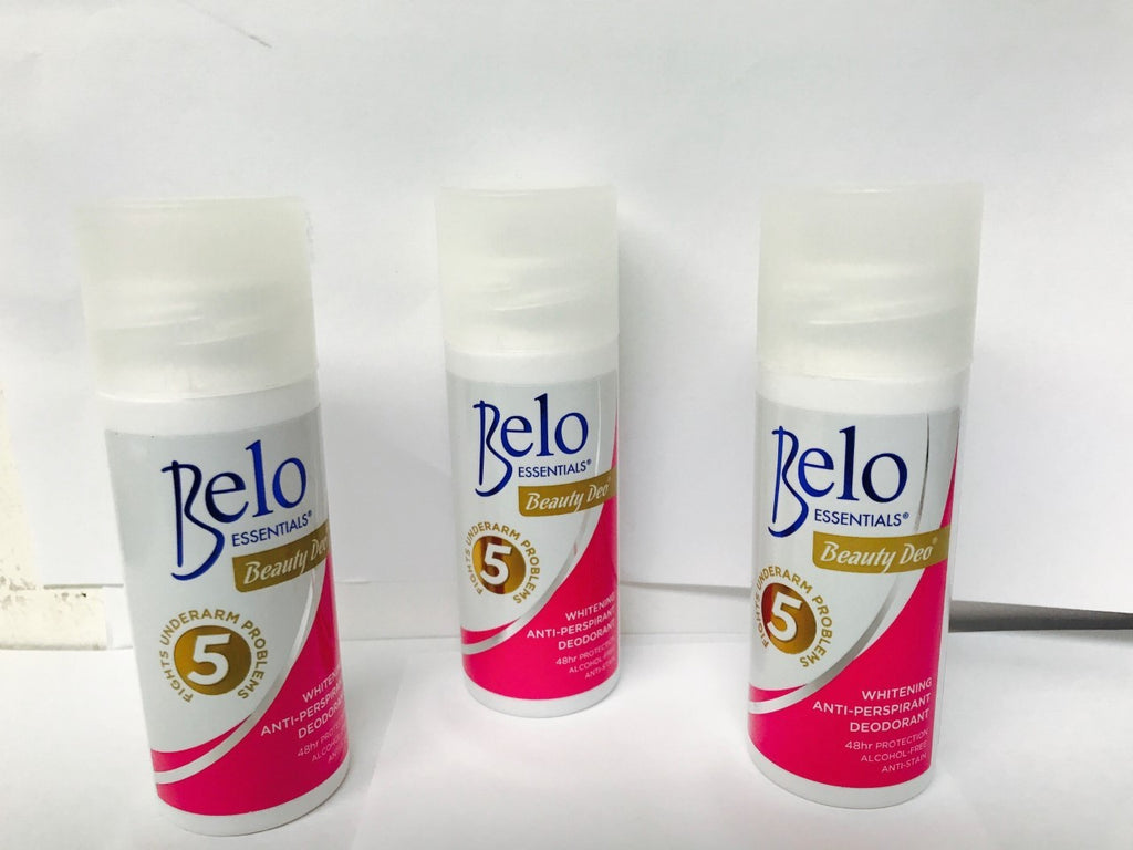 BELO ESSENTIALS BEAUTY DEO WHITENING DEODORANT 40ml