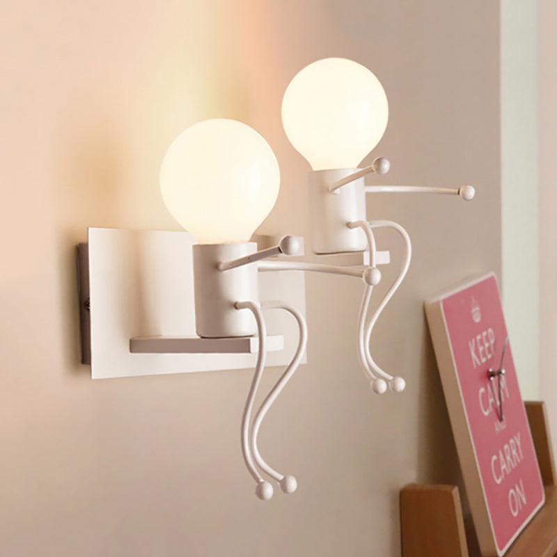 New modern interior wall light for kids bedroom