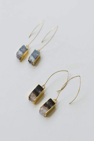 Celestial Studs Earring Set -24K Gold