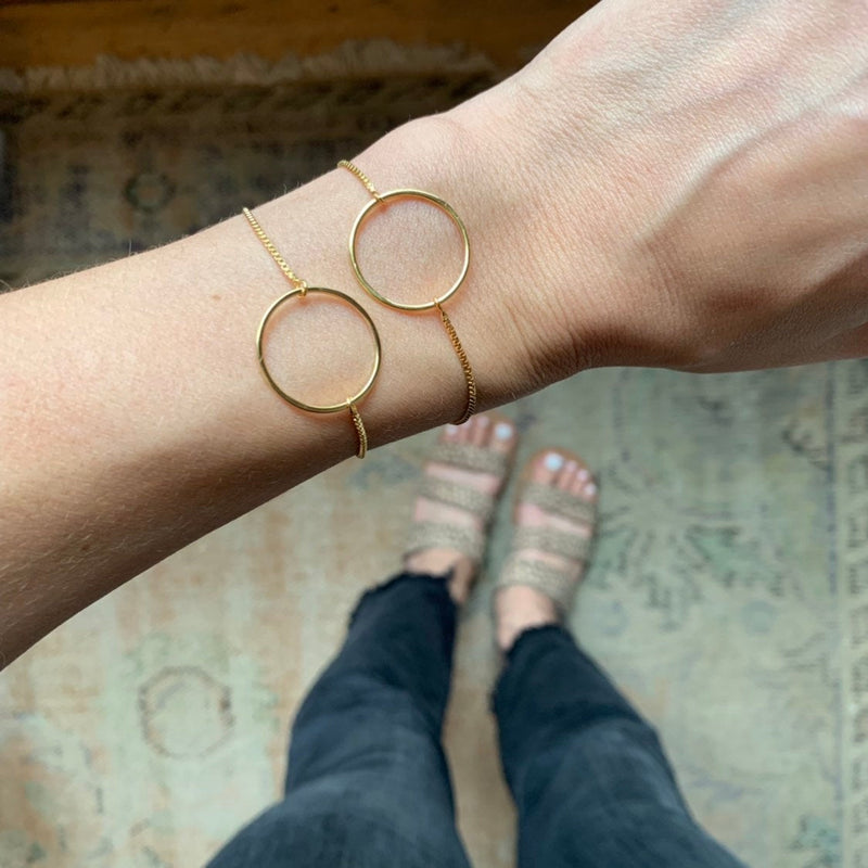 Orbit Slide Bracelet