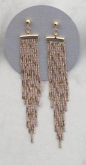 Toby Fringe Earrings