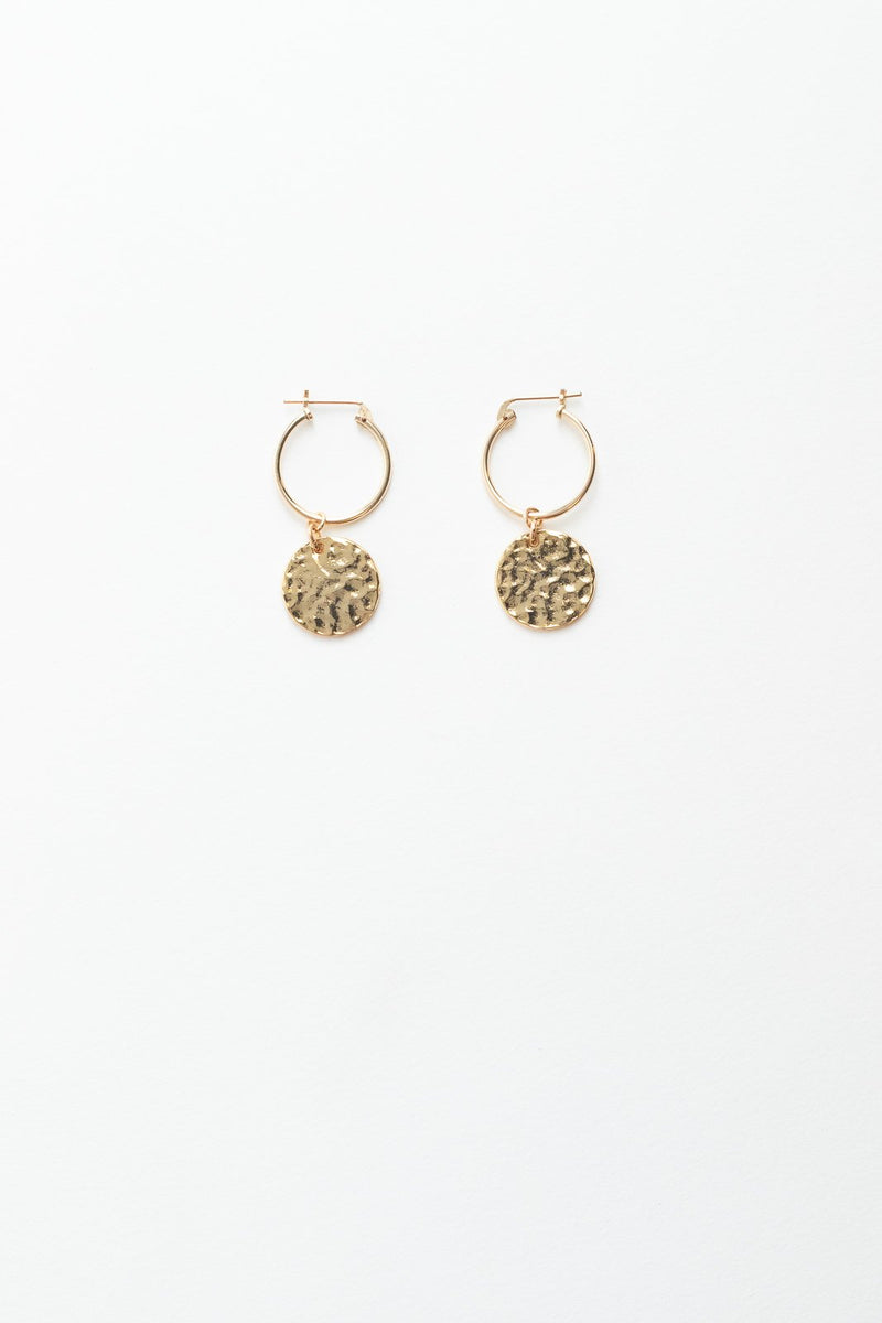 World On Fire Earrings