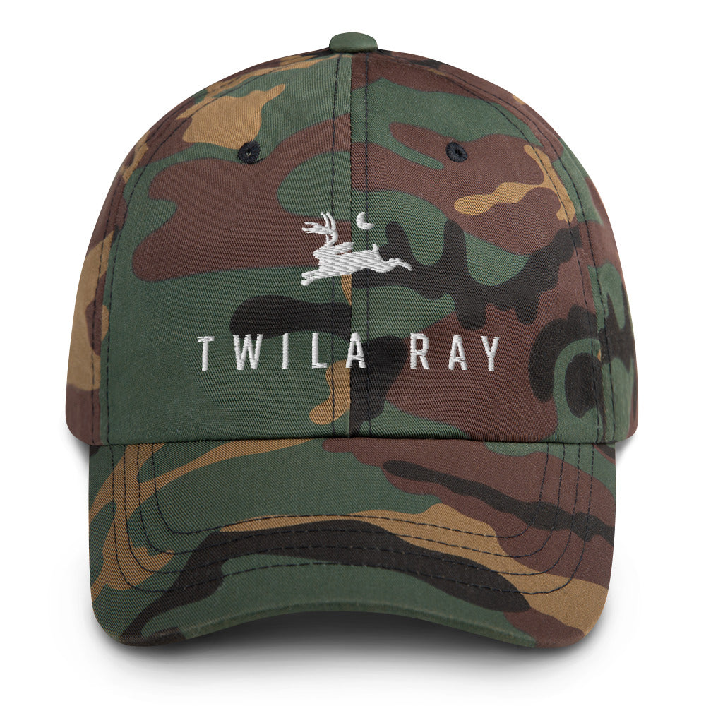 Twila Ray Dad Hat - Camo