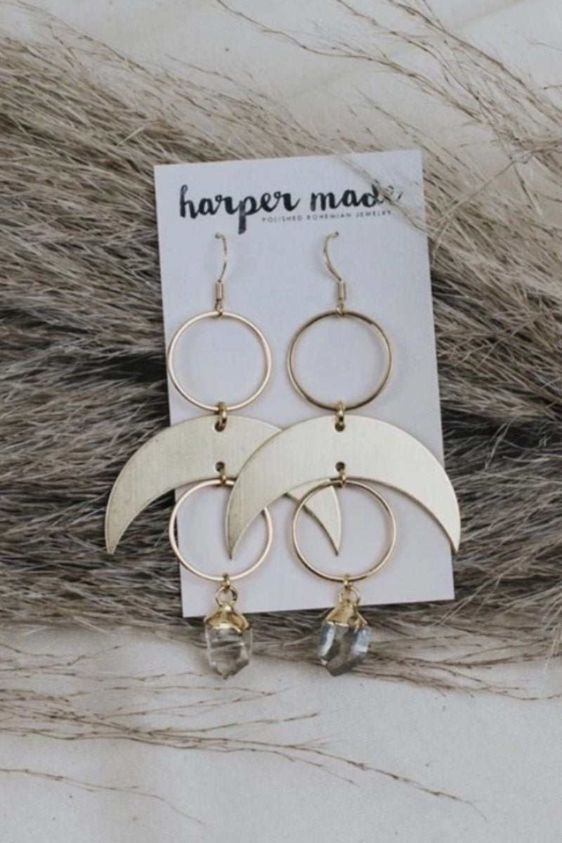 Laila Statement Earring