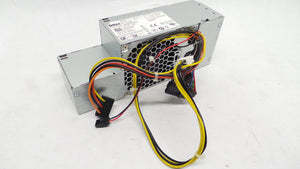 F235E-00, L235P-01, H235P-00, H235E-00 FR610, PW116, RM112, 67T67 R224M, WU136 DELL 235w Power Supply Optiplex 760, 780 and 960 Small Form Factor (SFF) Systems