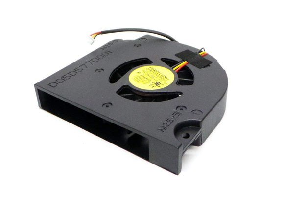 Dell DFS551305MC0T FP377 Inspiron 1520 1521 Vostro 1500 Forcecon CPU Fan Compatible Part Numbers: DFS551305MC0T, FP377
