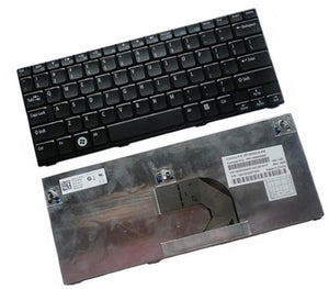 New Laptop Keyboard for Dell Inspiron Mini 10 (1018) US 5PPVC V111502DS1 PK130F11A00 US layout Black color