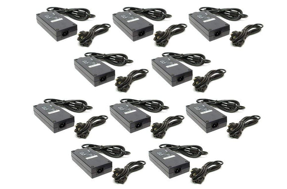 10-LOT Genuine Dell DA-1 ADP-150BB B 3R160 Optiplex SX250 SX260 SX270 AC Adapter with Power Cable Compatible Part Numbers: 3R160, ADP-150BB B