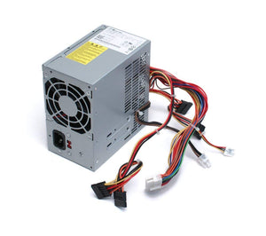 Genuine Dell XW600 Replacement 300 Watt Power Supply (PSU) Power Brick Power Source For Inspiron 518, 530, 531, 541, 560, 580, Vostro 200, 220, & 400 Small Mini Tower (SMT) Systems, Compatible Dell Part Numbers: 9V75C, C411H, D382H, FFR0Y, H056N, H057N,