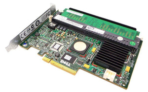 Dell MX961 PERC 5i SAS RAID Controller Card with 256MB Memory Compatible Part Numbers: MX961