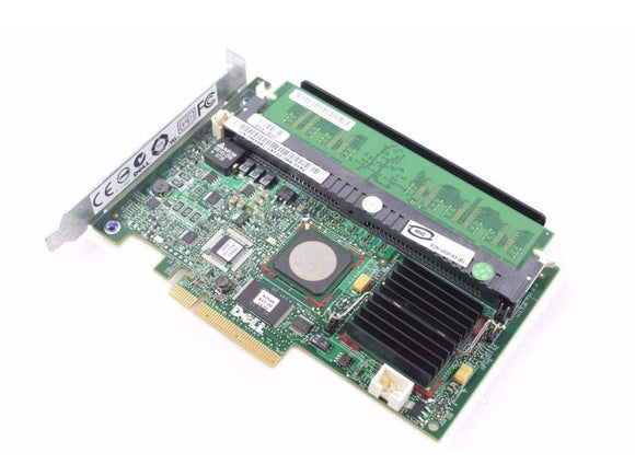 Dell PowerEdge 840 1900 1950 2900 2950 2970 6850 6950 R900 PERC 5i PCI Express SAS/SATA Raid Controller Card MX961 0MX961 CN-0MX961