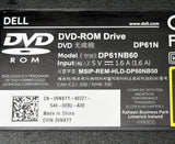 DP61N DP61NB60 VNKYY Genuine OEM Dell External USB Slim DVD-ROM w/Cable Optical Drive Kit