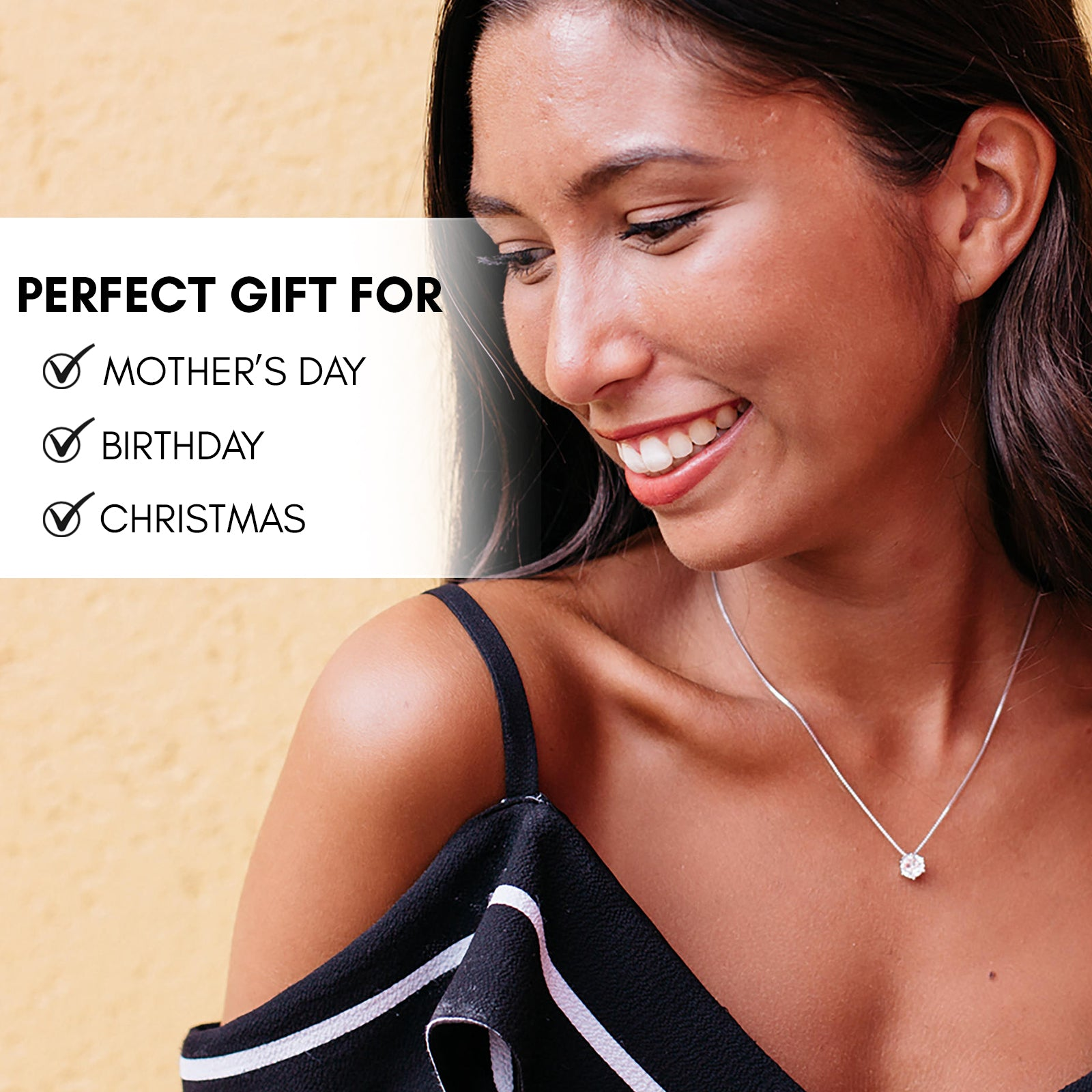 To Mom Necklace