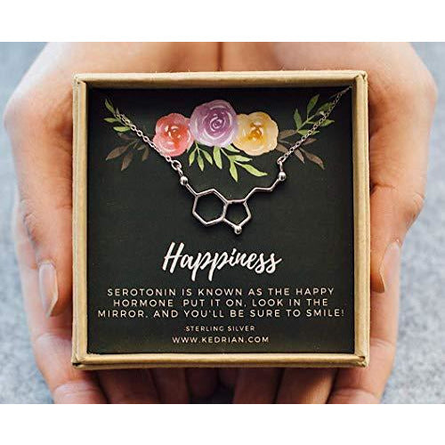 Happiness Serotonin Necklace