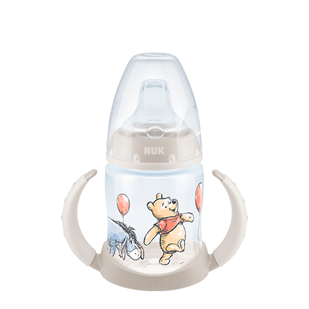 BIBERON TAZA FIRST CHOICE 150 ML WINNIE&IGOR GRIS