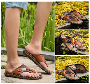 Hand-made Genuine Leather Sandal