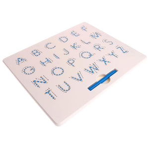 Magnetic Alphabet and Number Doodle Pad + Free Shipping