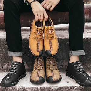 MODERN WARM AND COZY FALL WINTER SHOES