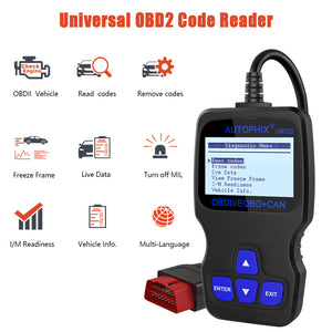 Automotive Scanner Car Diagnostic Tool
