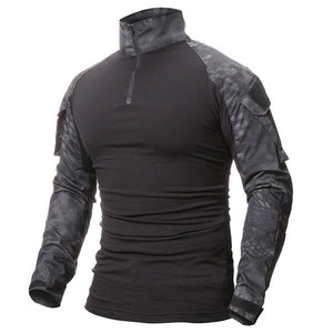 Tactical Long Sleeve Tee