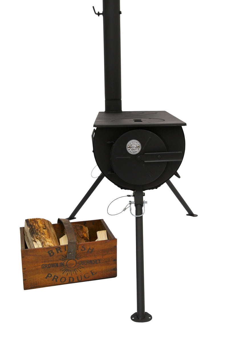 Outbacker ®Portable Stove | Woodburning Cabin Stove