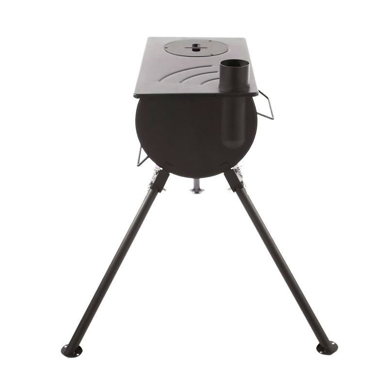 Outbacker ®Portable Stove | Woodburning Yurt Stove