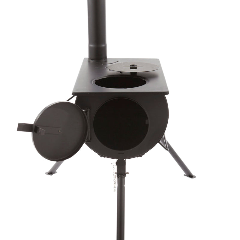 Portable Wood Burning Stove