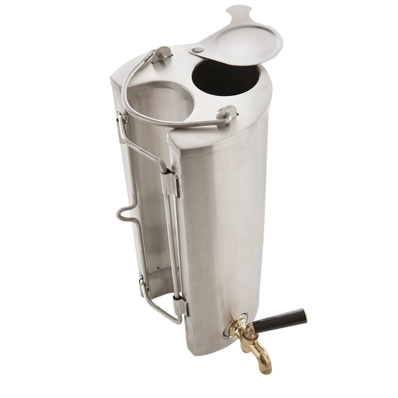 Outbacker® Portable Wood Burning Stove & Water Heater Package