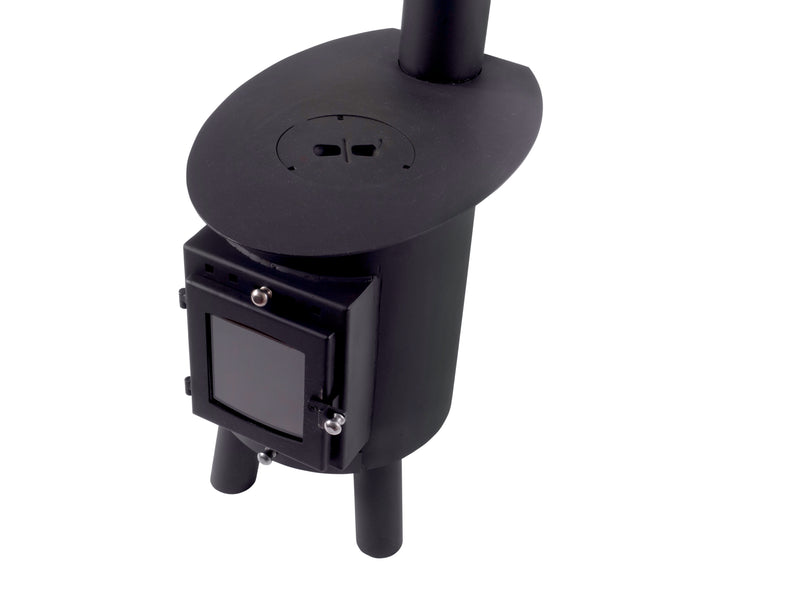 Outbacker® Hygge Oval Stove | Full Package