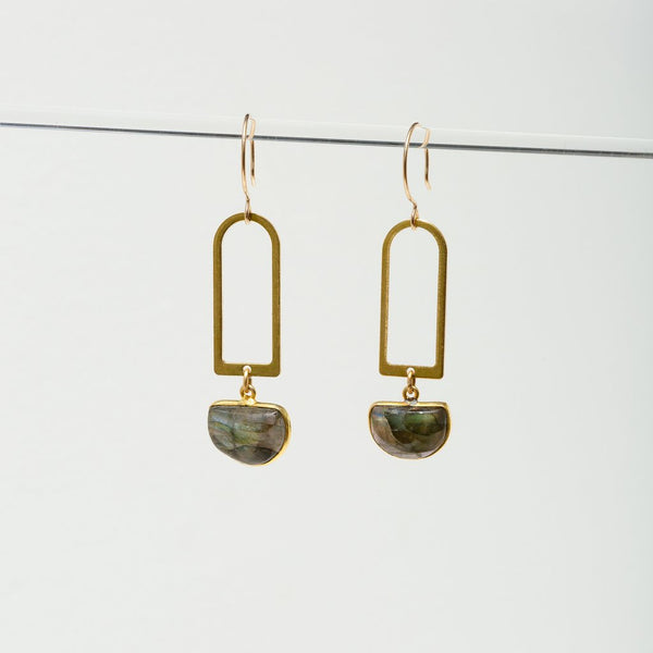 Casablanca Earrings made in USA