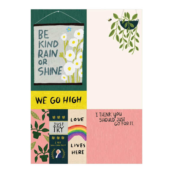 Inspired Life Sticky Notes