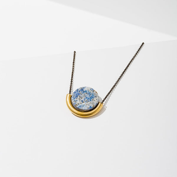 Sun And Moon Necklace Made in USA