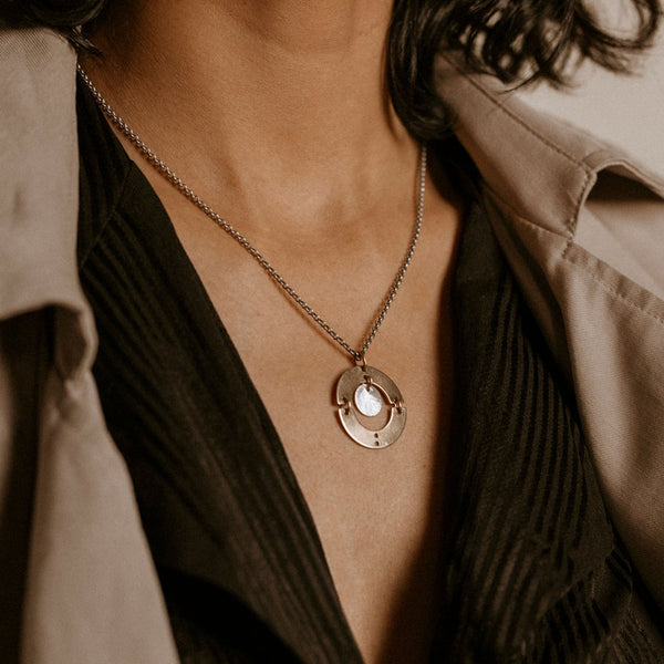 Puer Necklace made in USA