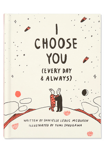 I Choose You: Book