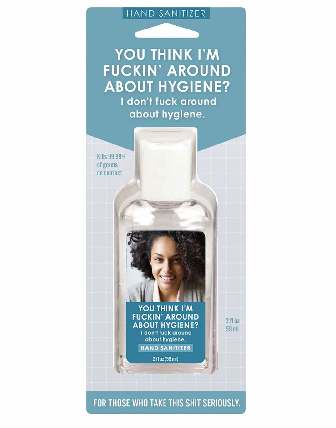 Funny Hand Sanitizers Made In USA
