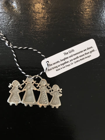 The Girls Charms made in USA