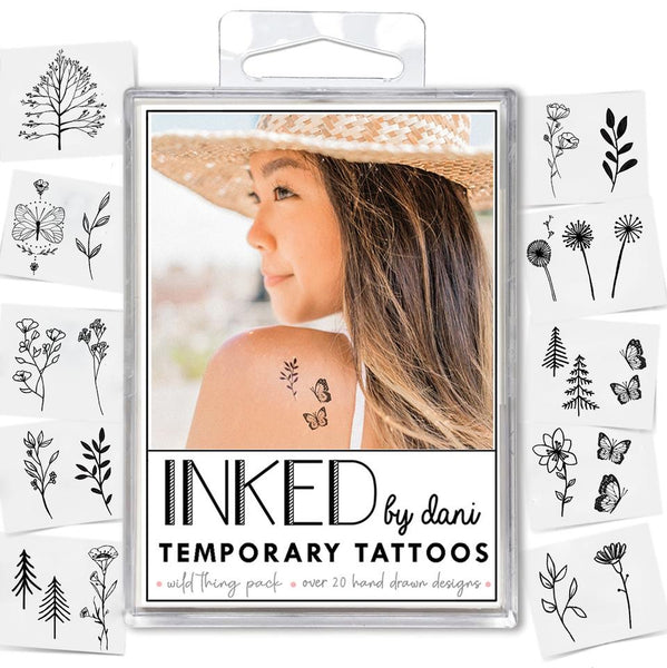 Wild Thing Tattoos Pack