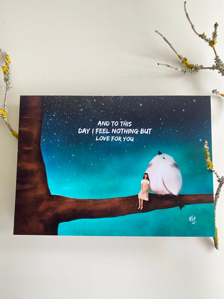 Love For You Greeting Card