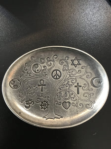 Love is a universal language tray