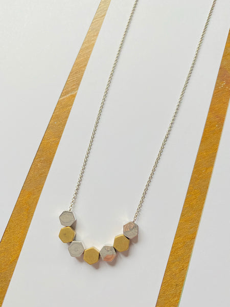 Marie Necklace: Made In USA