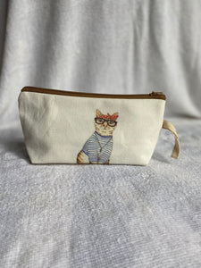 Attitude Cats Cute Handmade Pencil Cases