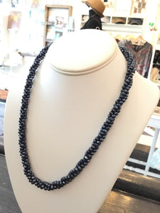 Crystal Beads Necklace