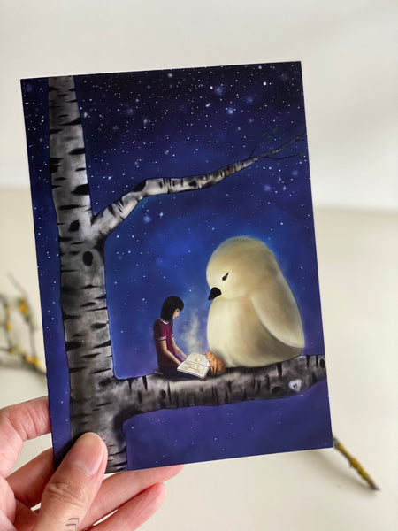 The Lost Wonders Greeting Card